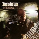 Impious - Hellucinations cd musicale