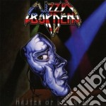 MASTER OF DISGUISE                        cd musicale di LIZZY BORDEN