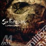 Six Feet Under - Commandament cd musicale di SIX FEET UNDER