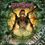 CD - FLESHCRAWL - STRUCTURES OF DEATH cd musicale di FLESHCRAWL