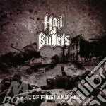 Hail Of Bullets - Of Frost And War cd musicale di HAIL OF BULLETS