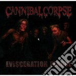 Cannibal Corpse - Evisceration Plague cd musicale di Corpse Cannibal