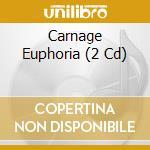 CARNAGE EUPHORIA  (2 CD) cd musicale di VOMITORY