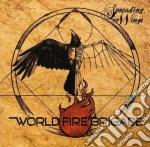 World Fire Brigade - Spreading My Wings cd musicale di World fire brigade