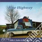 Billy C. Farlow & Bleu Jackson - Blue Highway cd musicale di Billy c.farlow & bleu jackson
