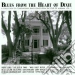 Blues from the heart of dixie cd musicale di Artisti Vari