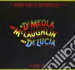 Paco De Lucia - Friday Night cd musicale di DE LUCIA P. DI MEOLA A. MCLAUG