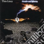 Thin Lizzy - Thunder And Lightning cd musicale di Lizzy Thin