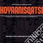 Philip Glass - Koyanisqatsi cd musicale di Philip Glass
