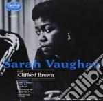 Sarah Vaughan - With Clifford cd musicale di VAUGHAN SARAH