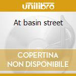 At basin street cd musicale