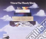THIS IS THE MOODY BLUES cd musicale di ARTISTI VARI