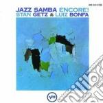 Stan Getz - Jazz Samba Encore cd musicale di GETZ STAN/BONFA LUIZ