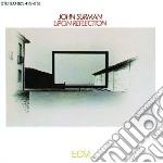 UPON REFLECTIONS cd musicale di John Surman