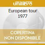 European tour 1977 cd musicale di Carla Bley
