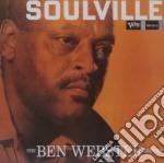 Ben Webster - Soulville cd musicale di WEBSTER BEN