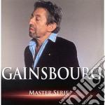 SERGE GAINSBOURG/MASTER SERIE cd musicale di GAINSBOURG SERGE