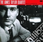 Taylor Quartet - Wait A Minute cd musicale di TAYLOR QUARTET JAMES THE
