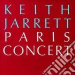 Keith Jarrett - Paris Concert cd musicale di Keith Jarrett