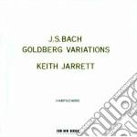 Bach J.S. - Variazioni Goldberg  - Keith Jarrett cd musicale di Keith Jarrett