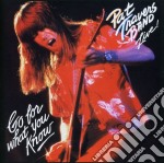 Live!go for what you know cd musicale di Pat Travers