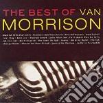 THE BEST OF cd musicale di MORRISON VAN