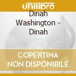 DINAH cd musicale di WASHINGTON DINAH