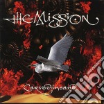 CARVED IN SAND cd musicale di MISSION