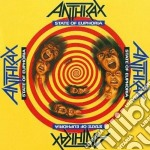 Anthrax - State Of Euphoria cd musicale di ANTHRAX