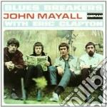 John Mayall / Eric Clapton - Blues Breakers cd musicale di John Mayall