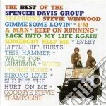 Spencer Davis Group - The Best Of cd musicale di SPENCER DAVIS GROUP