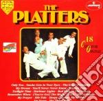 18 CAPOLAVORI ORIGINA cd musicale di PLATTERS