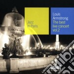 Louis Armstrong - The Best Live Concert 2 cd musicale di Louis Armstrong