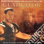 GLADIATOR cd musicale di More Gladiator