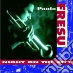 Paolo Fresu - Night On The City cd musicale di Paolo Fresu