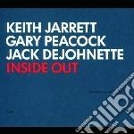 Keith Jarrett - Inside Out cd musicale di JARRETT/PEACOCK/DEJOHNETTE
