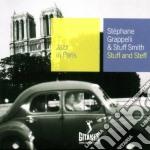 Stephane Grappelli / Stuff Smith - Stuff & Steff cd musicale di Grappelli & smith