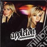 Appleton - Everythings Eventual cd musicale di Appleton