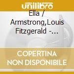 ELLA AND LOUIS AGAIN cd musicale di FITZGERALD E./ARMSTRONG LOUIS