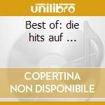 Best of: die hits auf ... cd musicale di Fancy