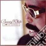 Barry White - Love Songs cd musicale di Barry White