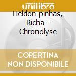 Chronolyse cd musicale di Pinhas Richard