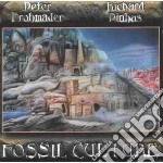 Richard Pinhas & Peter Frohmader - Fossil Culture cd musicale di Frohmader/rich Peter
