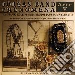 Actev cd musicale di Forgas band phenomen