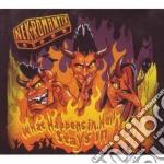 (LP VINILE) What happens in hell stays in lp vinile di Nekromantix