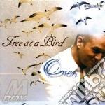 Omar - Free As A Bird cd musicale di Omar