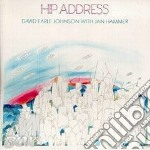 Hip address - hammer jan cd musicale di David earle johnson & jan hamm