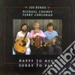 Happy to meet - cd musicale di Burke Joe