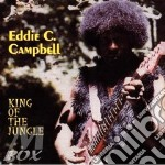 King of the jungle - campbell eddie c. cd musicale di C.campbell Eddie