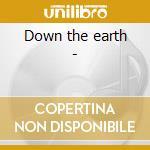 Down the earth - cd musicale di Cobbs Willie